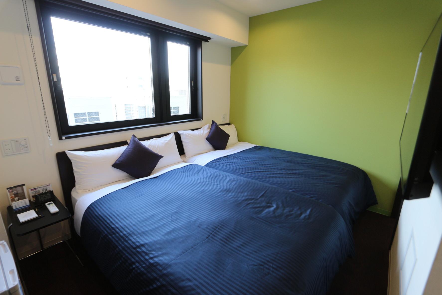 ◆ツインルーム◆3名様以上の場合は添い寝でのご利用になります。