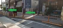 東京メトロ銀座線、日比谷線からホテルまで