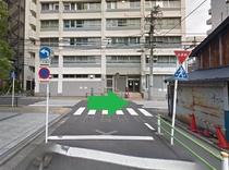 東京メトロ銀座線、日比谷線からホテルまで5