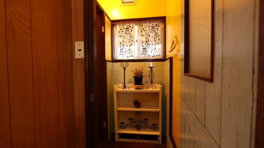 【トイレ】落ち着ける雰囲気のトイレ