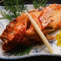【高級魚】~キチジの塩焼き~(要予約)