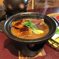 【冬シーズン限定】その場で煮込むサバの味噌煮~朝食~