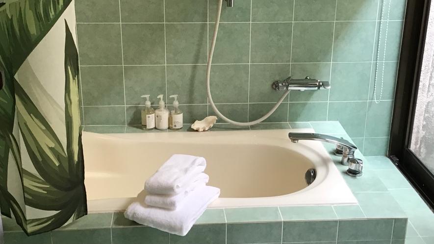 月桃バスルーム