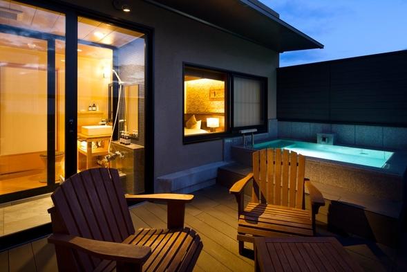 【ソーシャルディスタンス】《1日1組限定》 屋上露天風呂&テラス付き♪82平米の極上スイート。