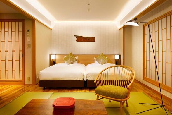 【ソーシャルディスタンス】本館・新客室で過ごす至福のひととき。貸切風呂無料♪