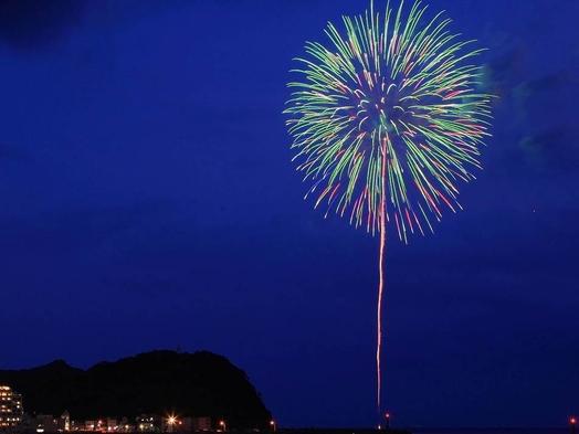 ≪20日間連続!お部屋で花火を独占♪≫海辺の宿で過ごす贅沢な夜。