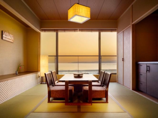 【別邸】屋上露天風呂&テラス付き特別室(バリアフリー仕様)和室