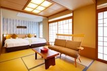 【本館】寝湯付き和洋室(誕生寺側) 2