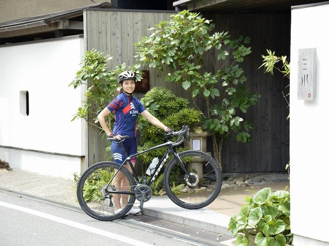 サイクリスト応援プラン(イメージ)