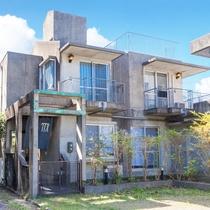 かりゆしコンドミニアムリゾート恩納ヴィラバルゴ全景 バルゴは「おとめ座」の意