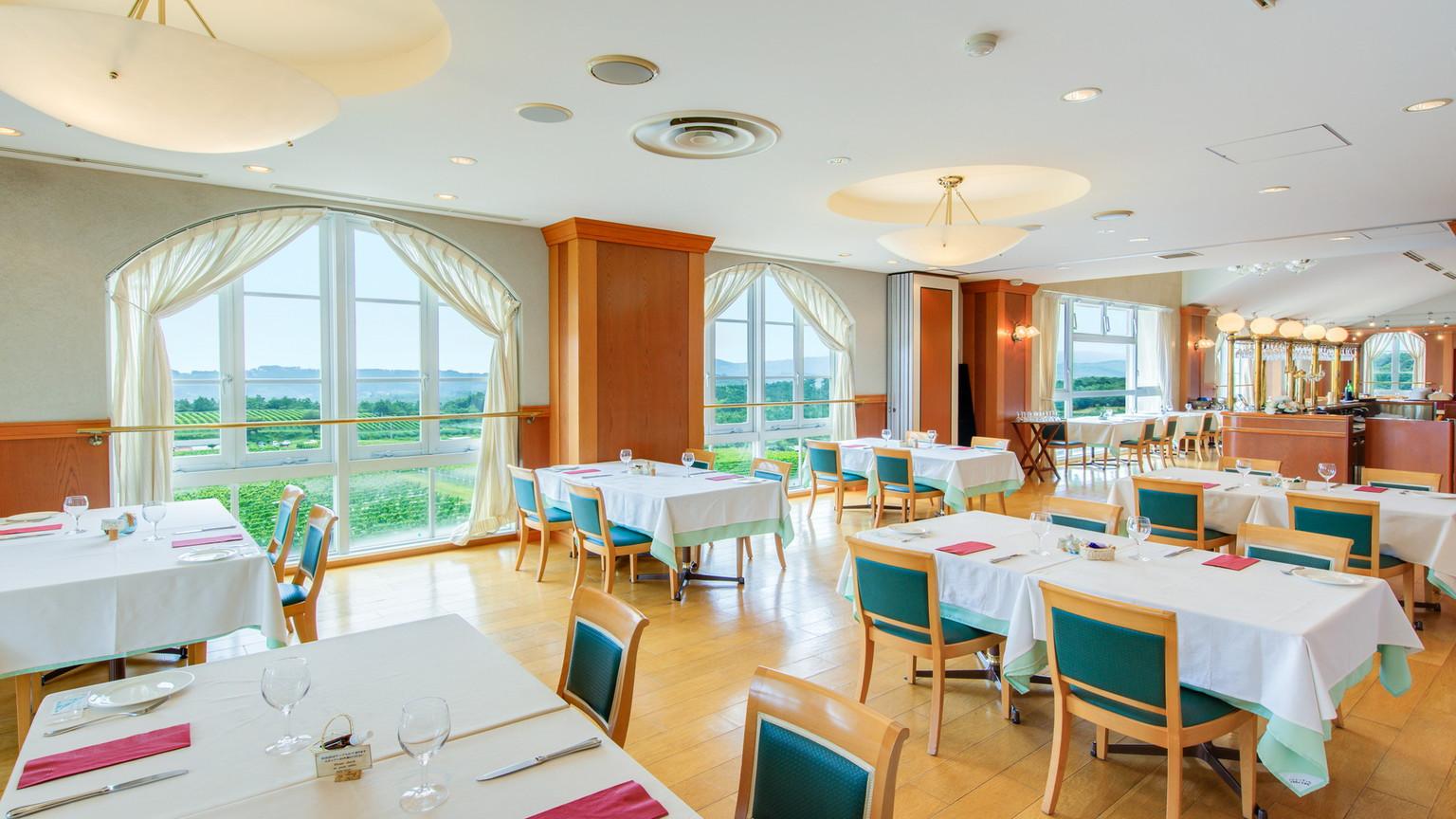 レストラン ナパ・バレー(中伊豆ワイナリーシャトーT.S)