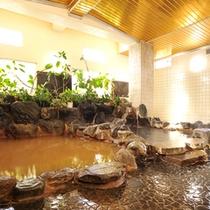 *【温泉】天然温泉に浸かって翌日はつるつや素肌に。