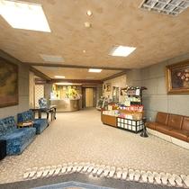 *【館内(フロント・ロビー)】割烹旅館 翠泉閣へようこそ!温かなおもてなしでお迎え致します。