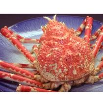 冬季限定★世界一の大きさを誇る深海の王様★高足ガニを是非ご賞味ください!