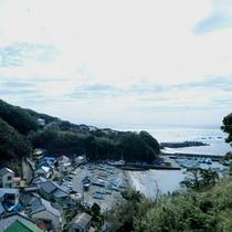 浜屋からの眺望