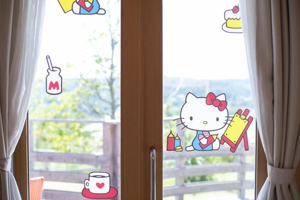 【ハローキティ70's】 ハローキティコラボルーム宿泊プラン(夕朝食付)
