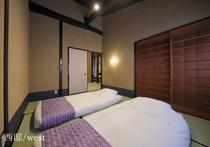 【西邸】2階寝室