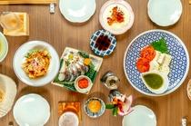 「京のSAKESORA」のお食事券付きプラン(お食事)