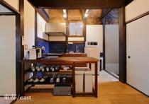【東邸】キッチン