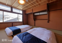 【東邸】2階寝室(北側)