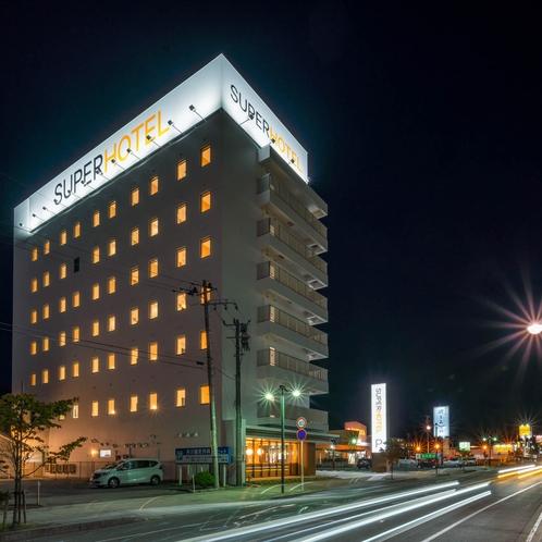 【ホテル外観】