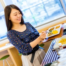 朝食風景イメージ