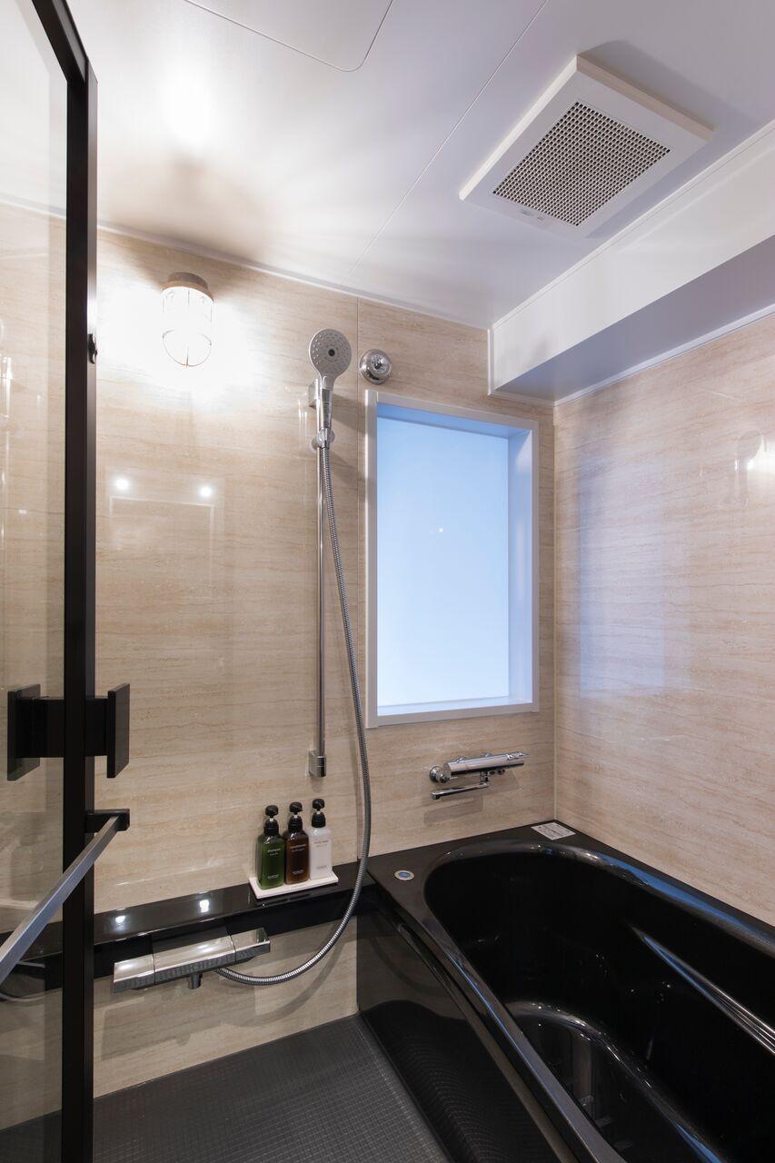ホテルVintage東京銀座 バスルーム