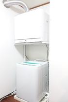 洗濯機&衣類乾燥機