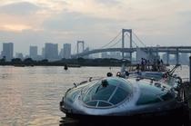 水上バス・東京湾クルーズ