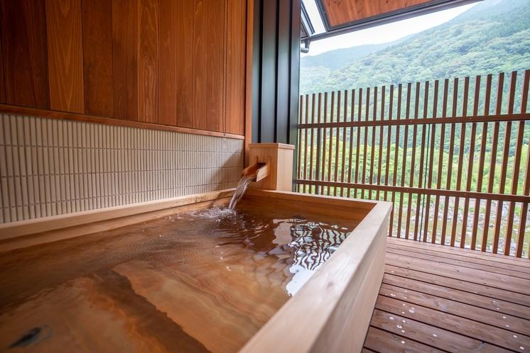 和洋室 檜展望風呂