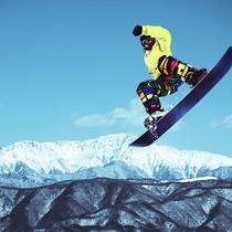 【九重スキー場割引券付】冬限定のお得なプラン♪