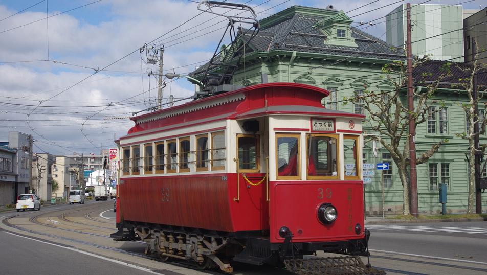 函館市電(箱館ハイカラ號)
