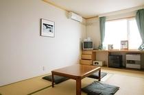 【本館】エコノミー和室7.5畳(畳もしくはカーペットタイプ)