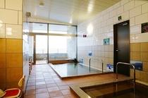 新館2階の大浴場