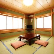 【和室8畳】お部屋の様子