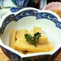 【夕食】季節の煮物
