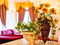 【客室イメージ】心安らぐ空間で旅行気分を満喫してください。