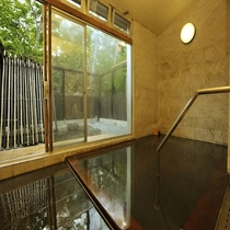 温泉大浴場 内湯