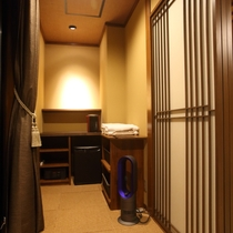 お部屋 1階露天風呂付 木米の間