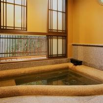 2階 赤絵半露天風呂