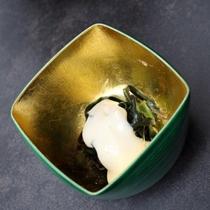 小鉢  加賀野菜の白和え