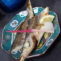 焼き魚 旬の魚から一種お選び頂きます