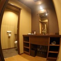 客室 1階露天風呂付 木米の間