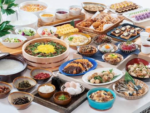 【外来朝食】モーニングビュッフェ・名古屋でごほうび朝ごはん♪※客室の提供はありません
