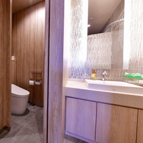 【共有トイレ】1階女性トイレ