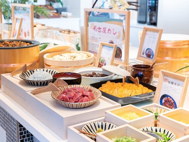 【朝食】名古屋めし