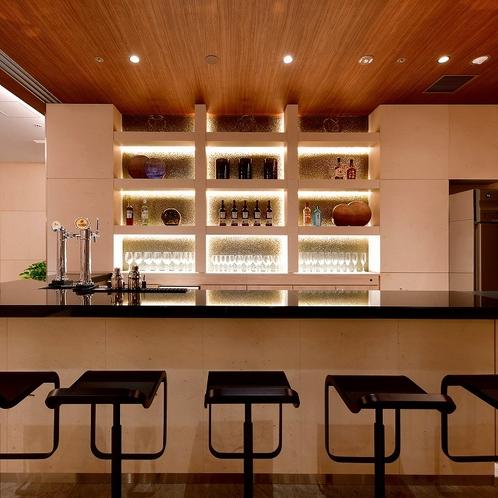 【BAR】1階バーカウンター