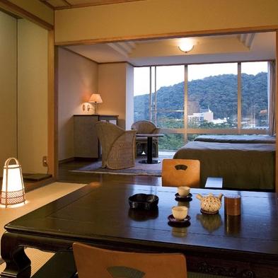 【おひとりさま・ファミリー歓迎】和室/和洋室でゆっくり♪お気軽素泊りプラン