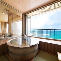 展望風呂付和室『天海別邸』