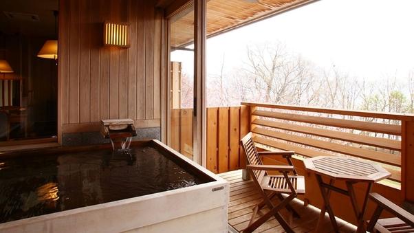 展望露天風呂付和洋室72平米【禁煙】